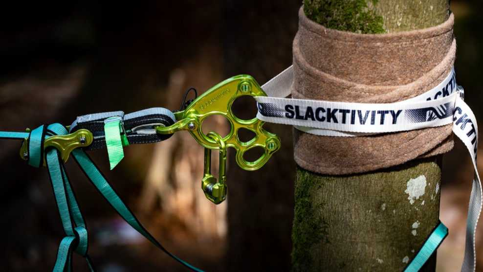 Equipamento da Slacktivity