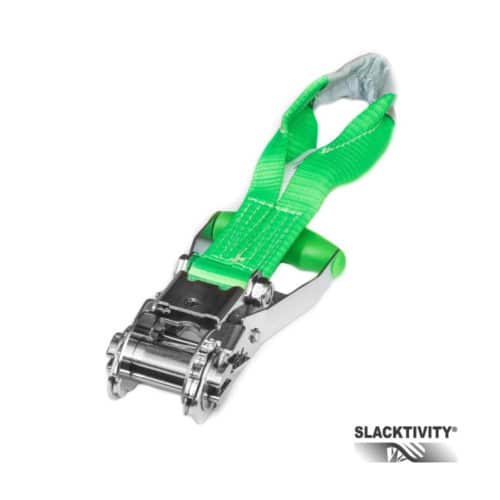 25mm slackline ratchet