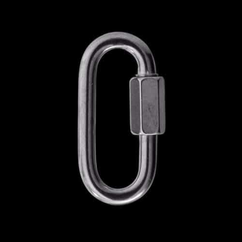 8mm quick link slacktivity