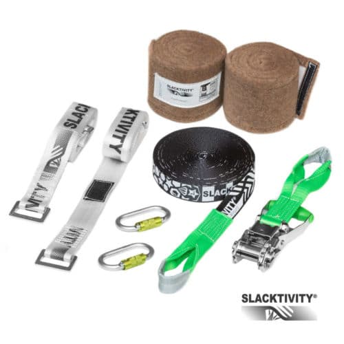 allround slackline kit 15m