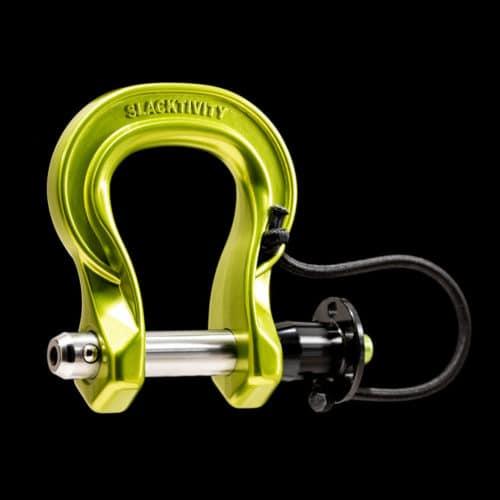 kingpin aluminium shackle