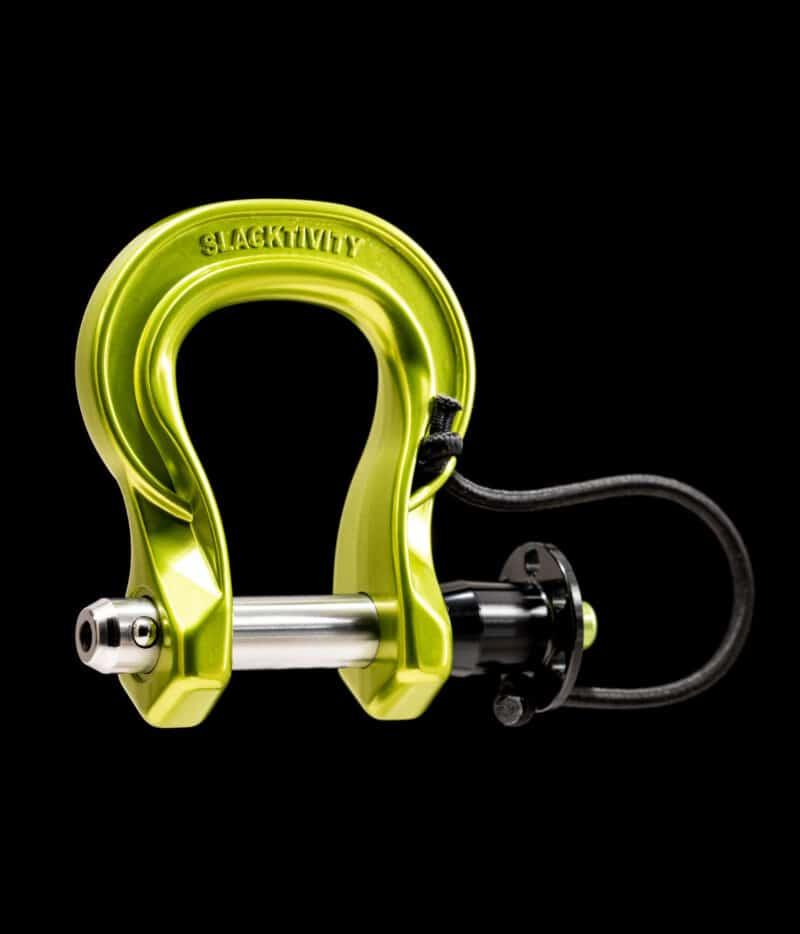 kingpin shackle de alumínio