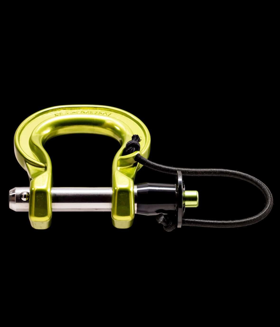 kingpin longline shackle