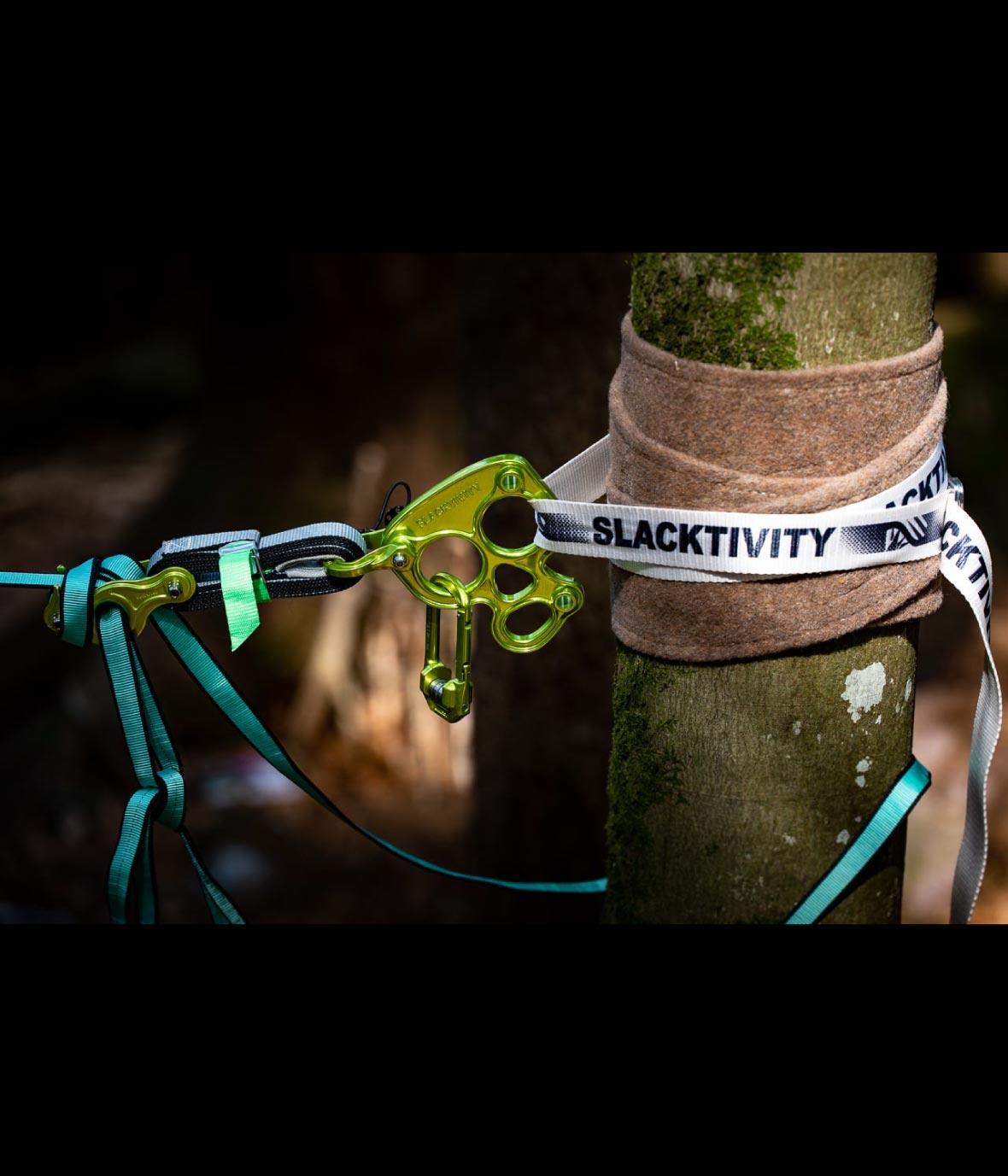 kingpin slacktivity aluminium shackle