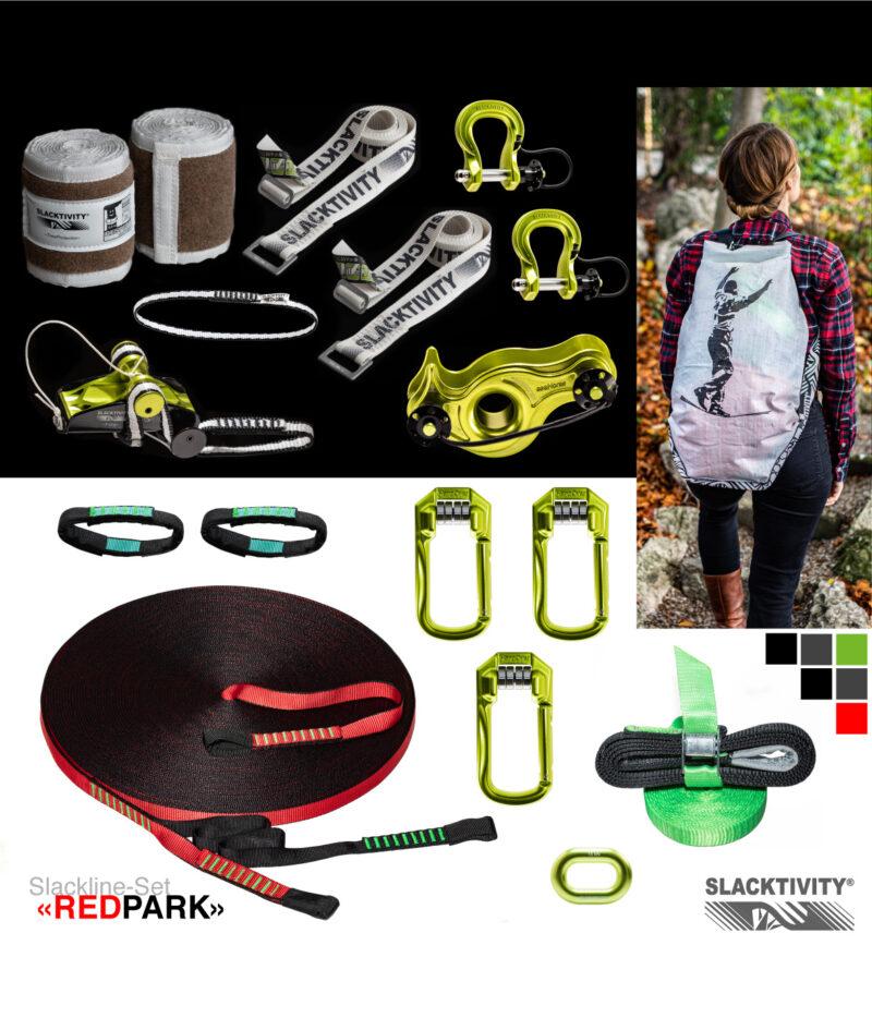redpark longline kit nylon