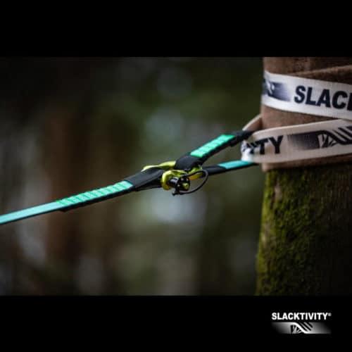 longline slackline kit