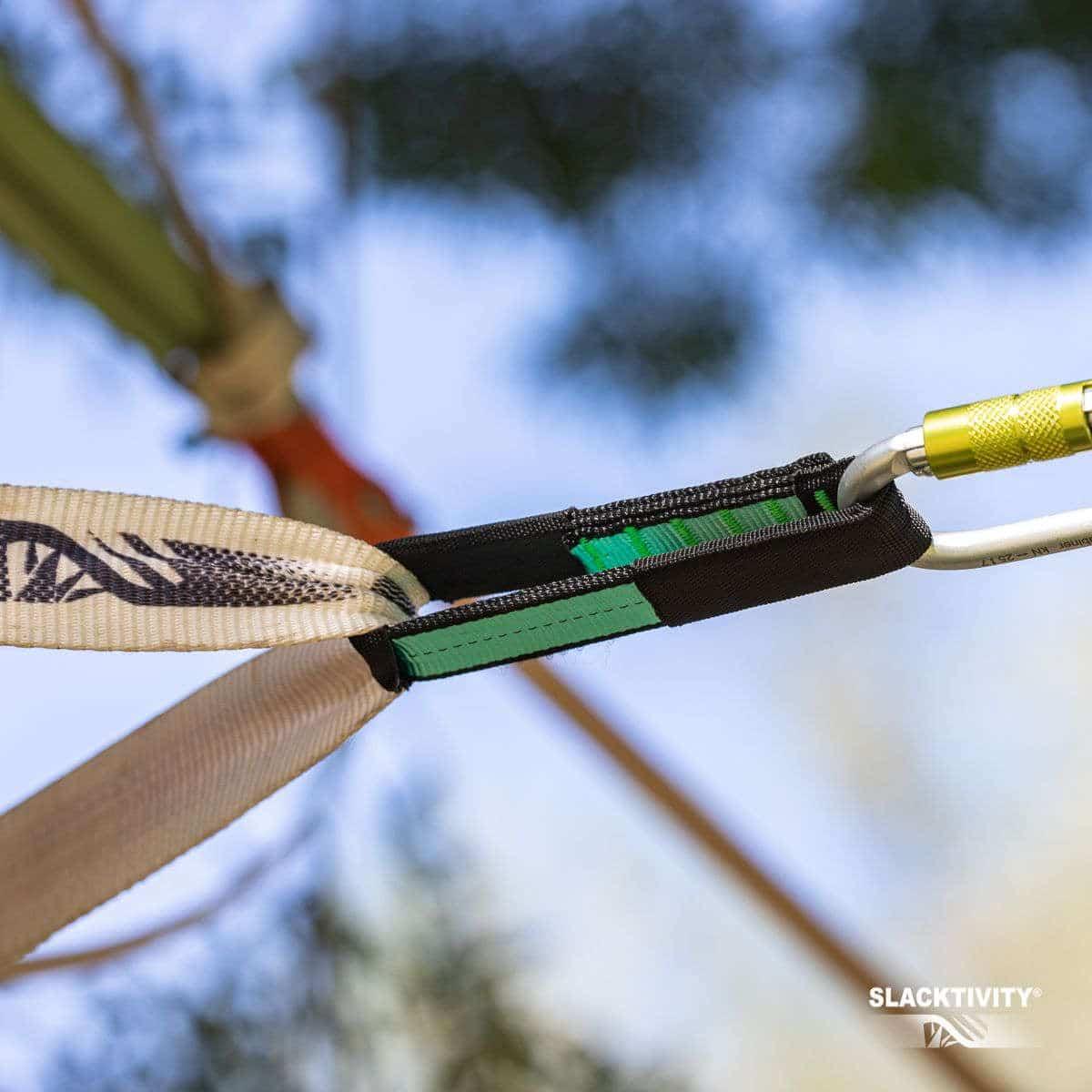 slackline connection sling