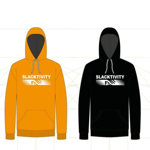 slackline hoodie