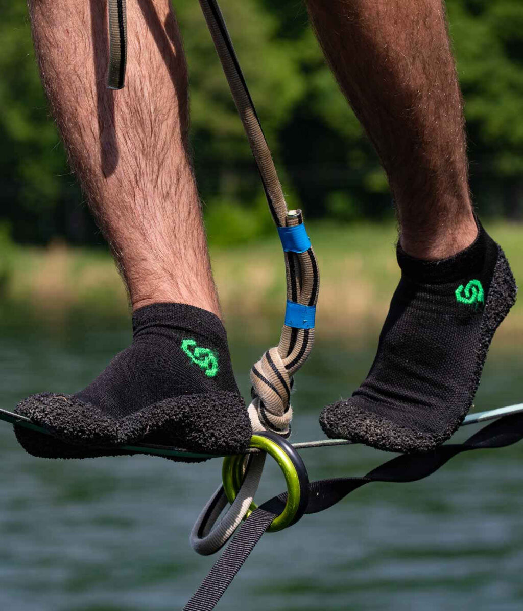 slackline shoes skinners