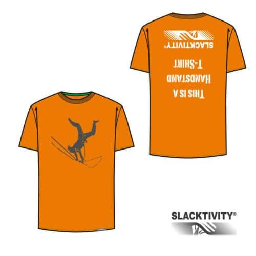 handstand slackline t-shirt