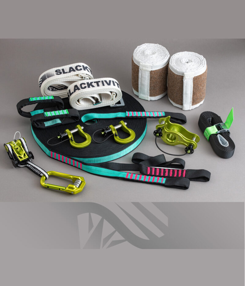 Slackline Yoga Kit