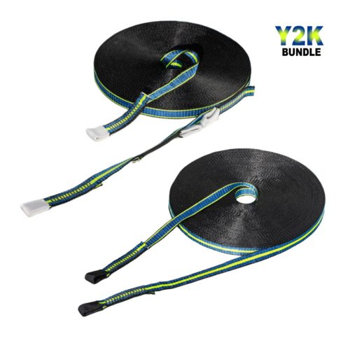 y2k main plus backup 1 inch slackline webbing