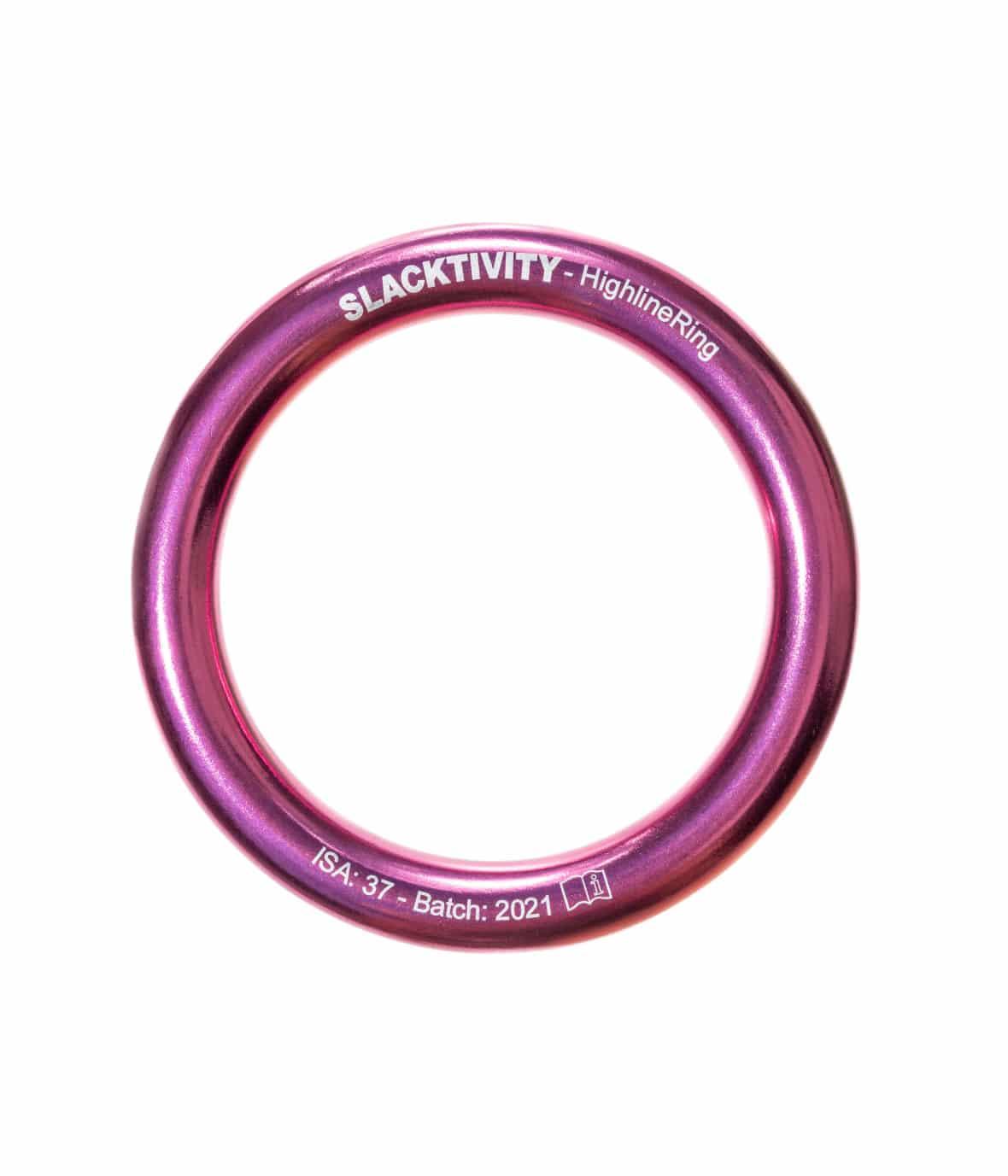 highline ring slacktivity