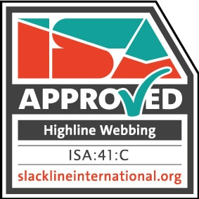isa highline webbing