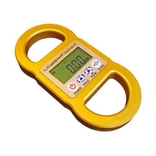 linescale 2 measure slackline tension