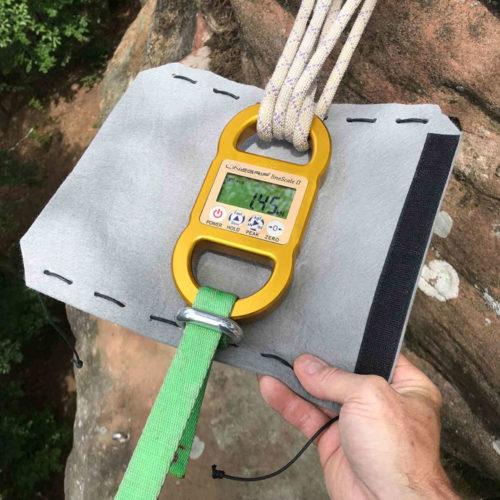 measure slackline tension