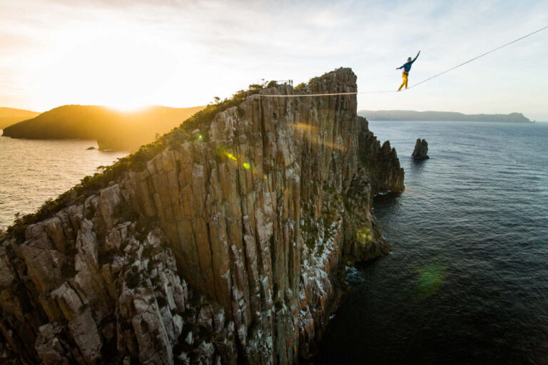 what is highlining