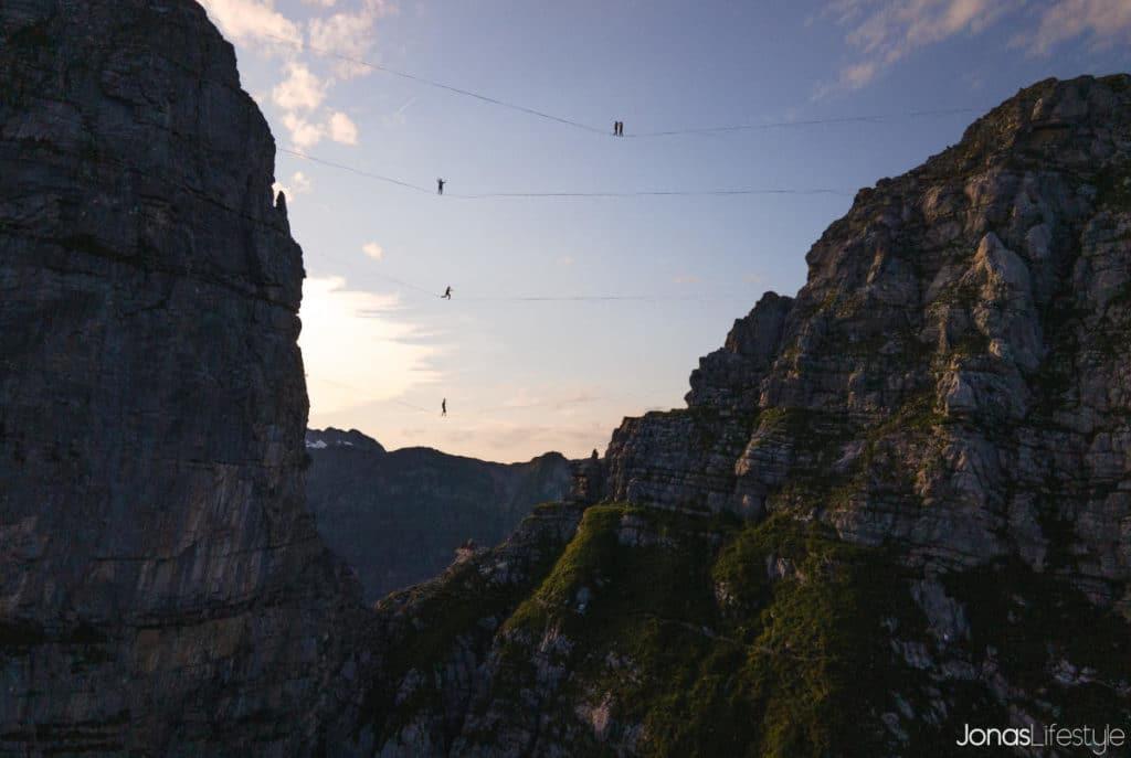 alpine highline project